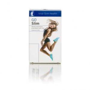 GO Slim – Tabletki oczyszczające, stymulujące masę ciała