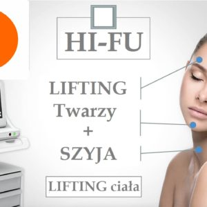 Lifting twarzy HI-FU